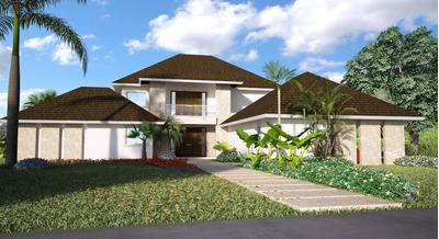 Casa En Venta En Punta Cana Zona Este