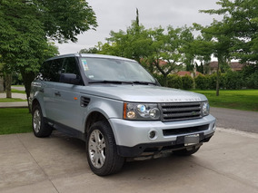 Land Rover Range Rover 2.7 V6 Sport Hse