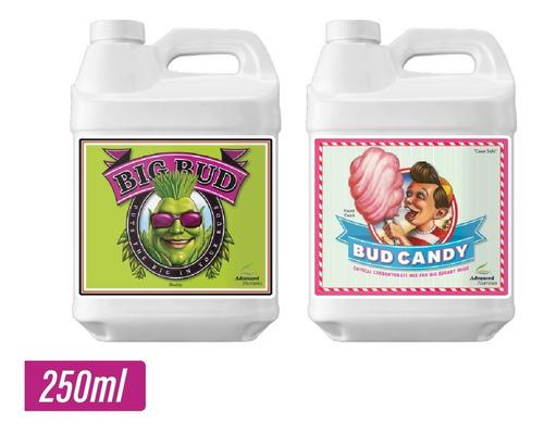 Big Bud + Bud Candy 250ml Advanced Nutrients