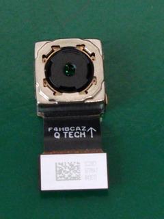 Camera Traseira Principal Moto C Plus Original 100% Testada