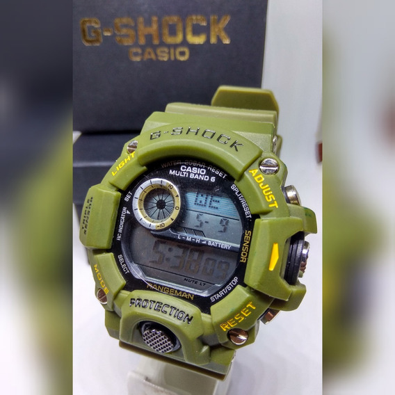 Relógio Esportivo Militar Shock A Prova D
