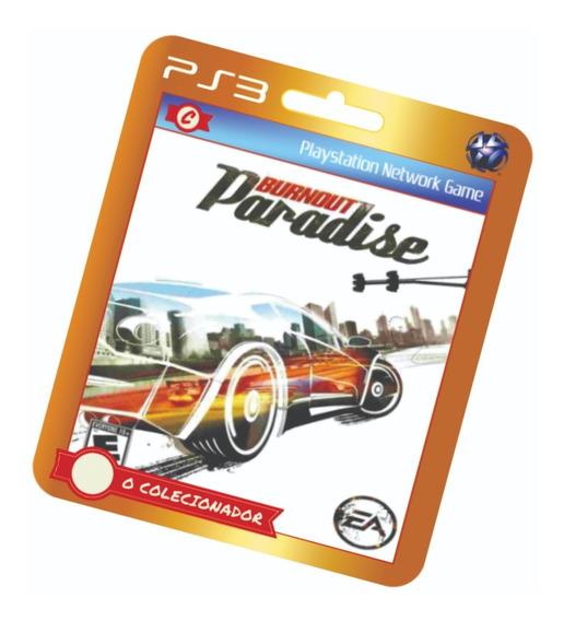 Burnout Paradise Ultimate Edition! Ps3