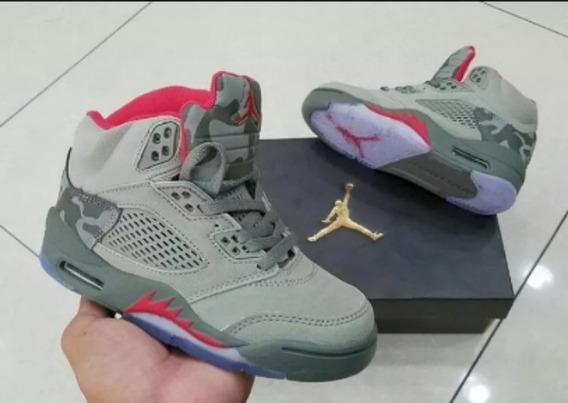 Jordan Retro Para Niños