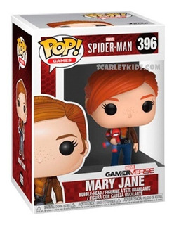 Funko Pop Mary Jane 396 Spiderman Original Scarlet Kids