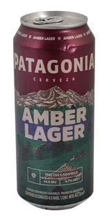 Cerveza Patagonia Amber 473 Ml - Venta Por Mayor Y Menor