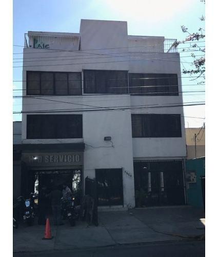 Edificio En Renta En La Colonia Chapalita, Zapopan