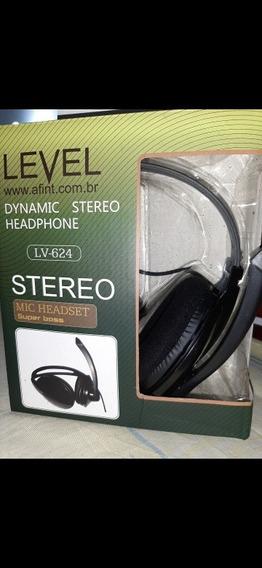 Audífonos Para Computadoras Con Microfono