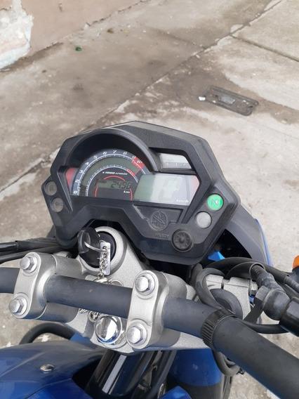 Moto Yamaha Fz Modelo 2013