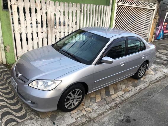 Honda Civic 1.7 Lxl 4p 2005