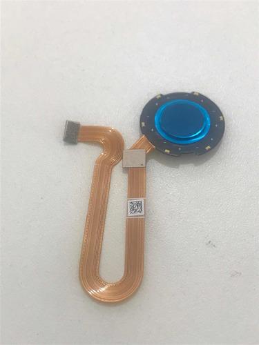 Imagem 1 de 1 de Leitor Biométrico Original Retirada Moto One Hyper Xt 2027