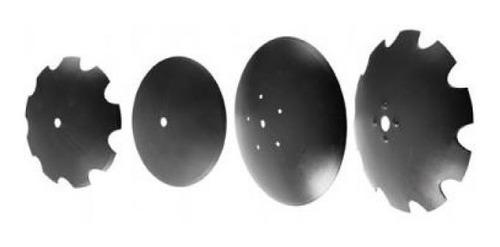 Imagen 1 de 1 de Discos Para Arado Plano 24  Por 4,5 De Grosor