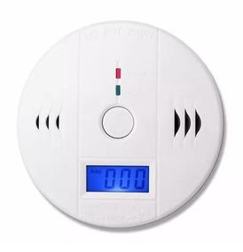 Alarme Detector De Incêndio Monóxido De Carbono