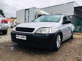 Chevrolet Montana Retira Con Usd 3500 Mas Cuotas