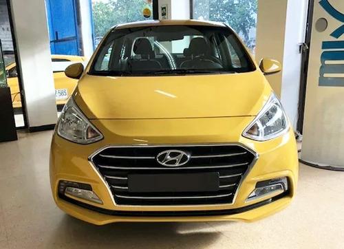 Estrena Taxi Hyundai Grand I10 Sedán Nuevo 0km Taxindividual