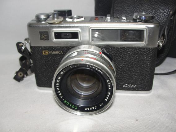 Antiga Camera Yashica Electro 35 Gsn