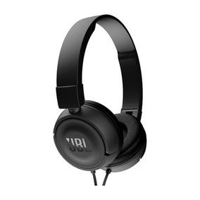 Fone De Ouvido Sem Fio Jbl T450 Bt Preto Bluetooth 450 Ear