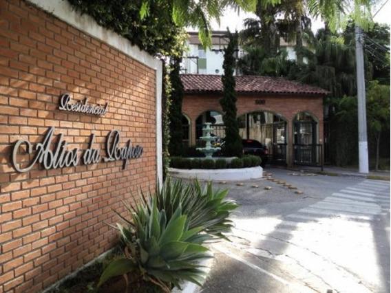 Apartamento Residencial Para Locação, Granja Viana Ii, Cotia - Ap0195. - Ap0195