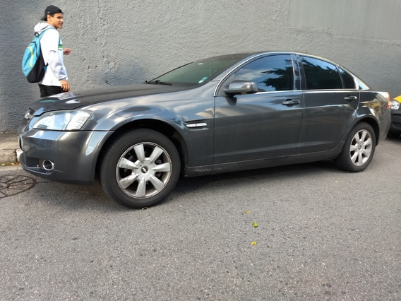 Chevrolet Omega 3.6 V6 4p 2007/2008 Ac Troca