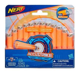 Nerf Dardos Accustrike X12 C0162as00