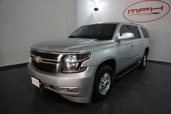 Chevrolet Suburban 2016 5.3 Ltz Blindaje V Plus 2016