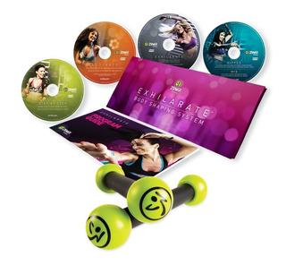 Zumba Dvd De Baile Y Ejercicios Teleshopping - Llame Ya!
