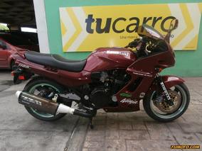 Kawasaki Gpz 501 Cc O Más