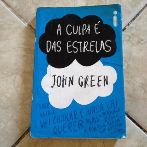 Livro A Culpa É Das Estrelas - John Green 2012 T2