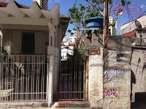Imagem 1 de 3 de Terreno Para Construção Em Santana - Oportunidade - Te0083