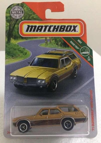 Matchbox 1971 Oldsmobile Vista Cruiser 1:64 Metalico