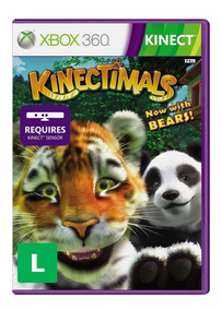 Kinectimals Now With Bears Xbox 360 Kinect Lacrado