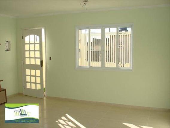 Casa Com 3 Dormitórios Para Alugar, 80 M² Por R$ 1.300,00/mês - Vila Olinda - Franco Da Rocha/sp - Ca0468