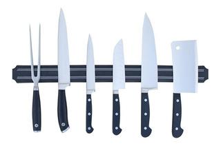 Barra Imán Organizador Para Cuchillos Herramientas Magnética