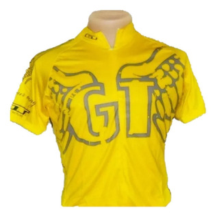 Remera Ciclismo Gt Talle M - Runner Bike Belgrano