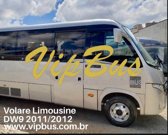 Volare Dw9 Limousine 11/12 M .benz Financia 100% Vipbus