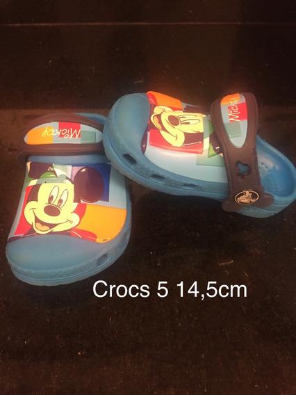 Tênis Infantil Crocs