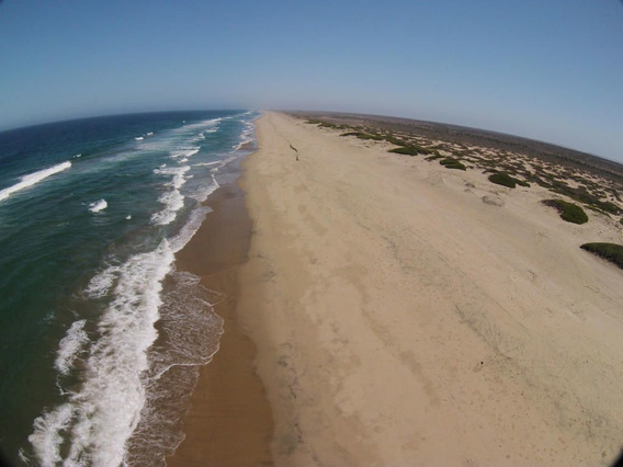 Agua Blanca Beach Front