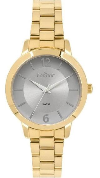 Relógio Condor Feminino Casual Dourado Co2035kyz/4c