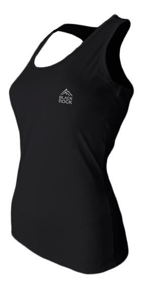 Musculosa Black Rock - Mujer - Running - Trail Running
