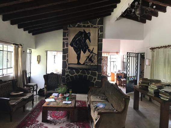 Ojo Vendo Remato Casa 2.500 M2 De Terreno Centro Tepoztlan M