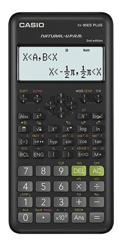 Calculadora Cientifica Casio Fx-95la Fx-95es Plus Español