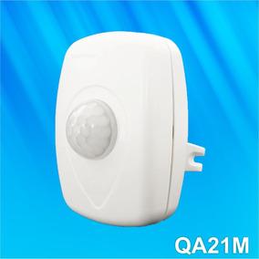 Sensor De Presença Com Fotocélula Qa21m - Sobrepor Parede