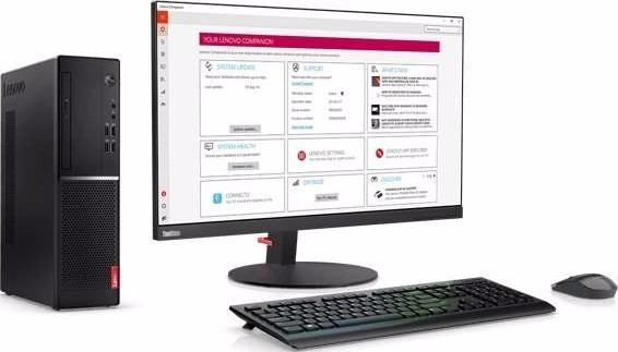 Computador Lenovo V520s I5-7400 4gb 1tb W10+monitor De 18,5