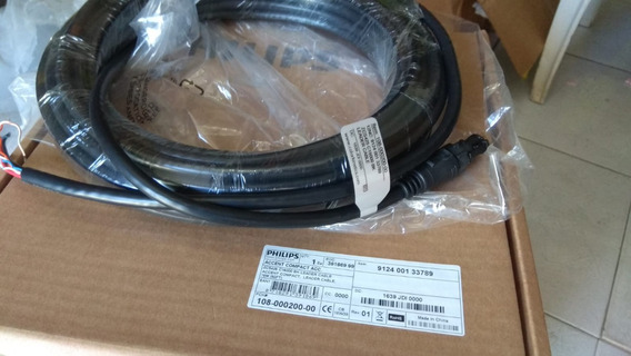 Cabo Philips Zcs425 C15000 Bk Leader Cable
