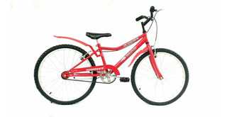 Bicicleta De Paseo Juvenil / Niño Mao Kupan - Rodado 24