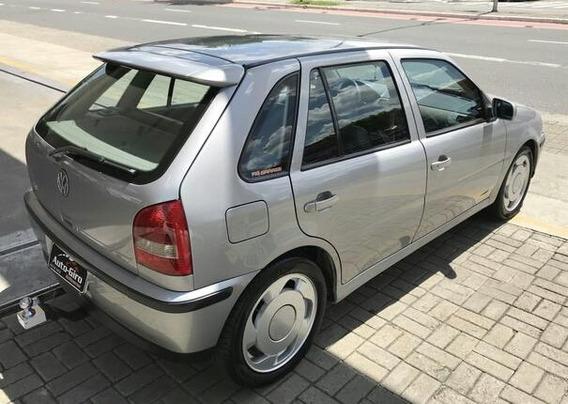 Volkswagen Gol 1.0 Plus 4p Gasolina 8v
