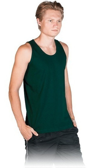 Kit 2 Regatas Masculinas Camiseta 100% Algodão Blusa Lisa