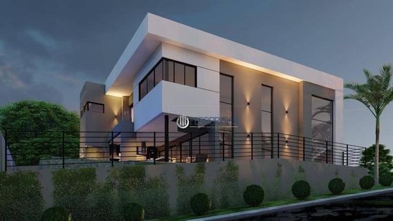 Casa Com 4 Dormitórios À Venda, 420 M² Por R$ 2.100.000 - Urbanova - São José Dos Campos/sp - Ca2133