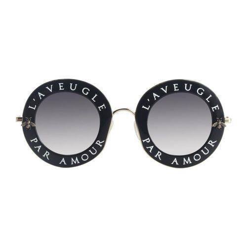 6eb0ac861 Óculos De Sol Gucci com o Melhores Preços no Mercado Livre Brasil