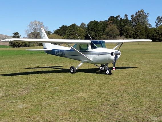Cessna 150m Año 1977 Incluye Curso De Piloto Priv. De Avion