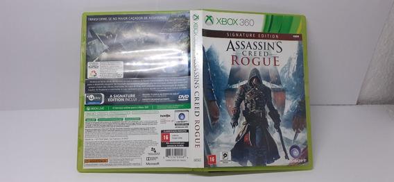 Assassins Creed Rogue - P/ Xbox 360 - Xbox 360 Mídia Física